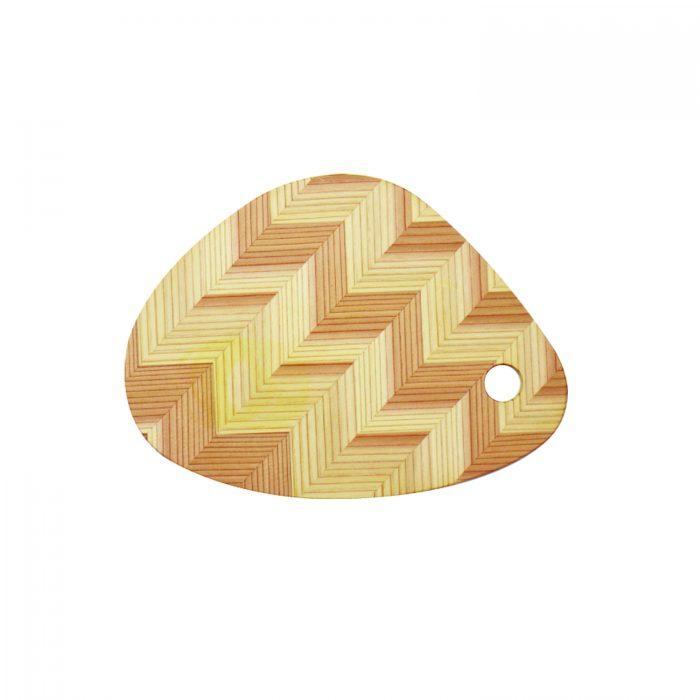 岐阜の木製品 カッティングボード<トライアングル>
