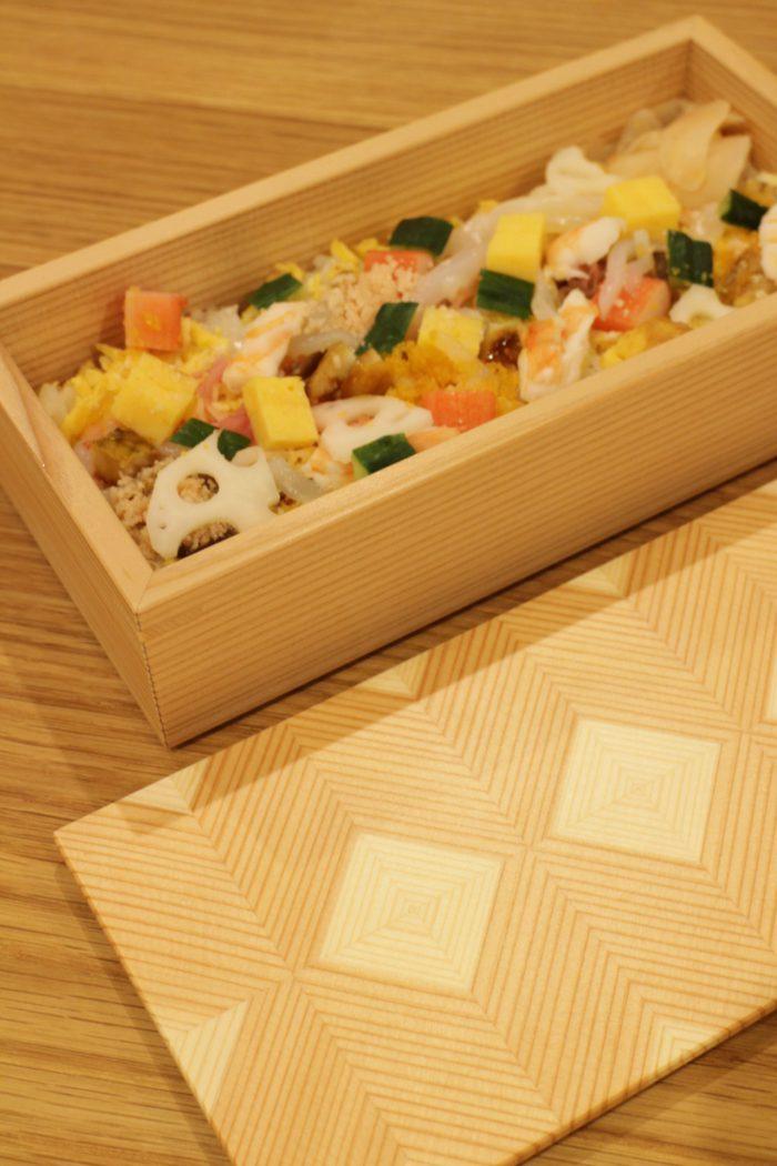 岐阜の木製品「結粋」 お弁当箱