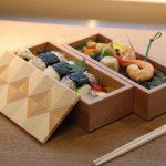 岐阜の木製品「結粋」木製品 お弁当箱(お重M2段)