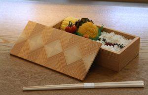 「結粋」木製品 お弁当箱(L)