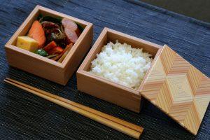 「結粋」木製品 お弁当箱(こ重S2段)